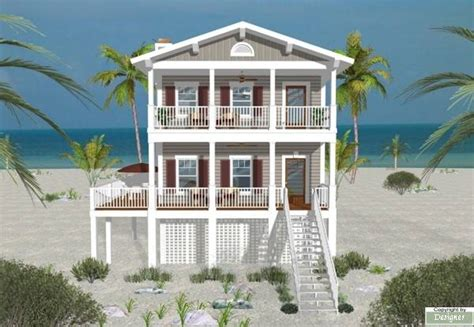 ocean view house plans the ocean view 1764 3 bedrooms and 3 baths the house