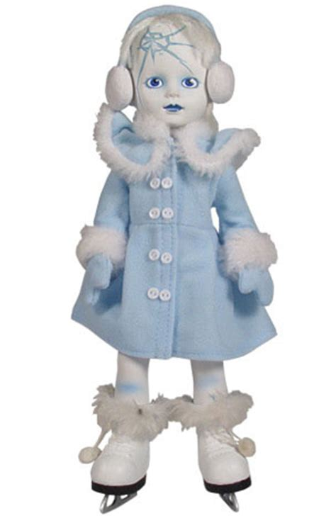 frozen living dead doll mint living dead dolls series 12 twelve living dead dolls at