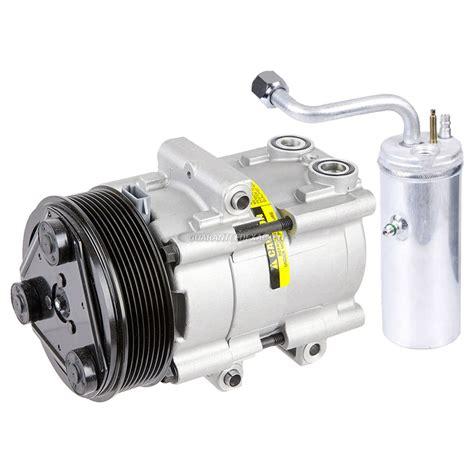 new air conditioning compressor kit ac compressor w clutch a c drier dryer