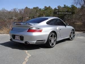 2001 Porsche 911 Turbo 2001 Porsche 911 Turbo