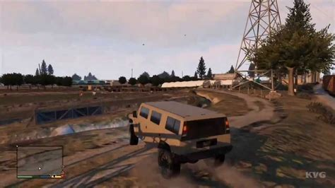 Gta 4 Auto Tuning Xbox 360 by Grand Theft Auto 5 Hummer Tuning Car Driving Gameplay