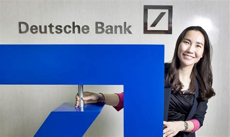 deutsche bank manager deutsche bank exec in favor of fairness transparency
