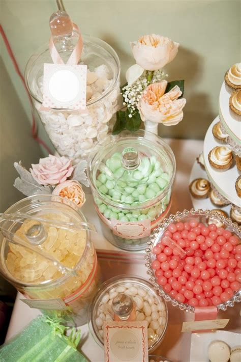 shabby chic baby shower ideas shabby chic baby shower via kara s ideas babyshower
