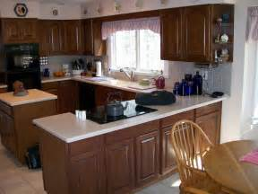 Refaced Kitchen Cabinets Before And After Kitchen Cabinet Refacing Before And After Photos By