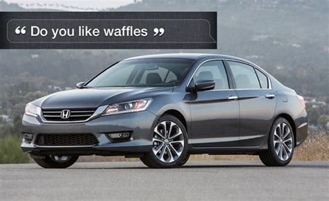 honda and acura will offer siri free on 2013 model