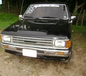 Toyota 22r Guatemala Toyota Up En Guatemala Autos Post