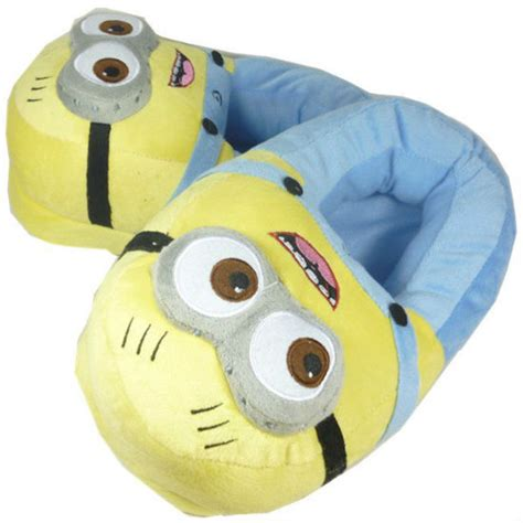 Minion Sleepers by Minion Slippers Shut Up And Take Money