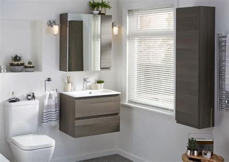 Bathroom Furniture Cabinets Bathroom Rooms Diy At B Q Bathroom Furniture B Q