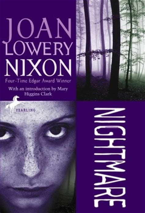 nightmare books nightmare by joan lowery nixon reviews discussion