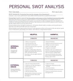 sample swot analysis report personal swot analysis template 18 examples in pdf swot analysis report