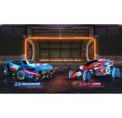 Rocket League Neo Tokyo Is The Largest Update In Game