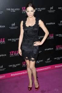 rose mcgowan tight dress rose mcgowan at 2011 hollywood style awards gotceleb