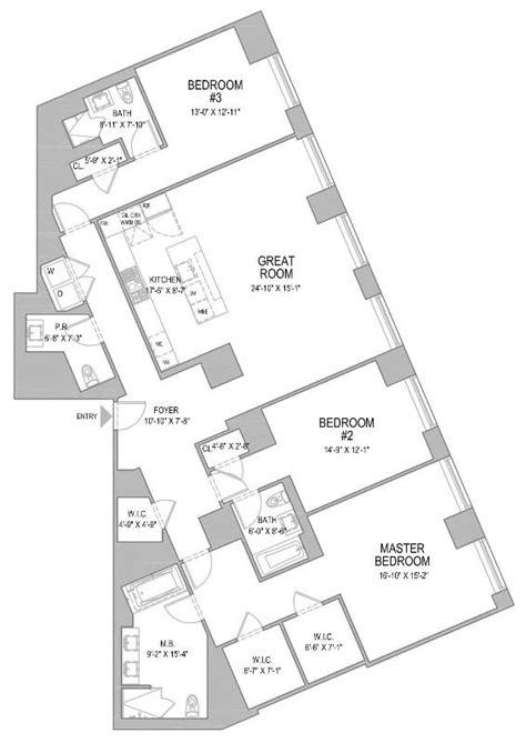10 madison square west floor plans streeteasy 10 madison square west in flatiron 3f