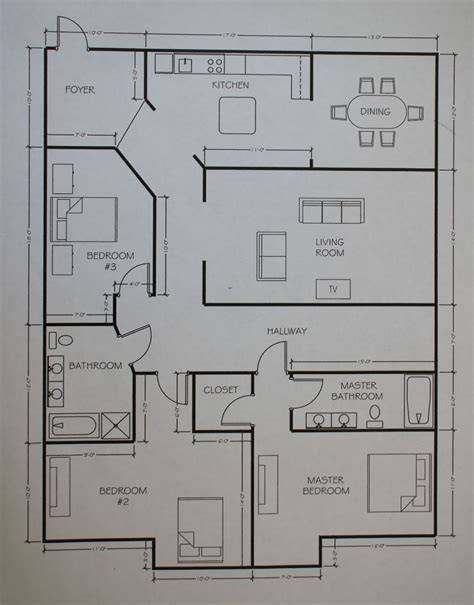 home design create your own floor plan design home plans