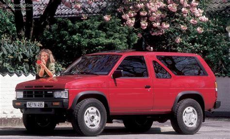 nissan terrano 1990 nissan terrano 3 doors specs 1988 1989 1990 1991
