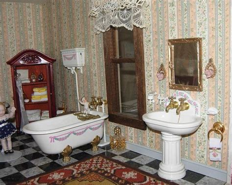 dollhouse bathroom dollhouse bathroom set www pixshark com images