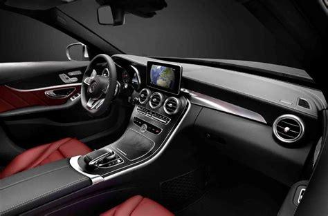 imagenes nuevo clase c el interior del nuevo mercedes clase c 2014 al descubierto