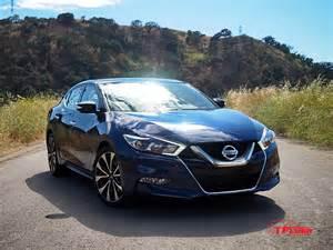 Nissan Maxima 20 2016 Nissan Maxima Sr Penalized For Unsportscar Like