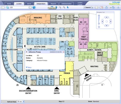 emergency department floor plan product spotlight realtime location tracking home interior design ideashome interior design