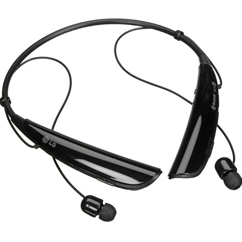 Headset Bluetooth Lg Hbs 750 Lg Tone Pro Hbs750 Bluetooth Stereo Headset Hbs 750