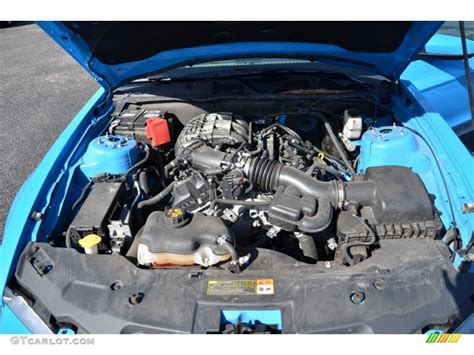 2012 mustang v6 engine 2012 ford mustang v6 premium coupe engine photos