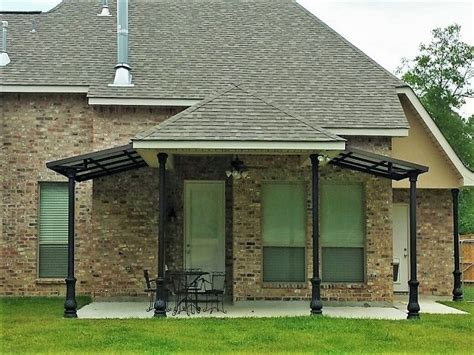 residential metal awnings residential metal awnings la custom awnings