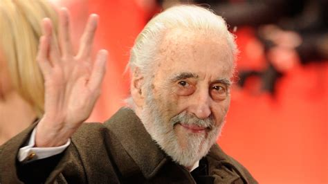 movie star deaths 2015 christopher lee dead horror icon and legendary movie