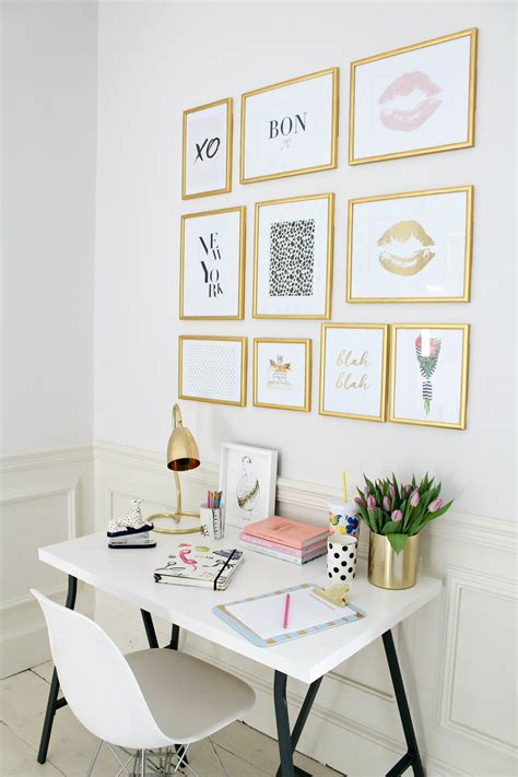 how to put frame on wall without nails littlebigbell how to create a gallery wall without hammer