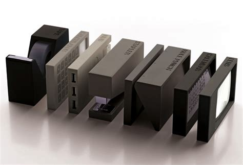 Buro Desk Accessories Realtors Class Up Your Desk With Modern Desk Accessories Find The American Genius