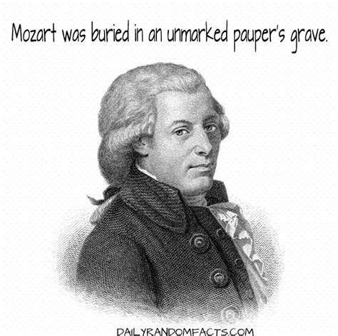 wolfgang amadeus mozart biography facts mozart was buried in an unmarked pauper s grave fact
