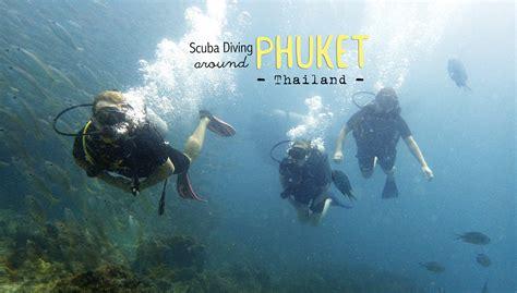 strandloopertjies scuba diving  phuket thailand