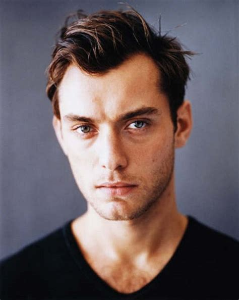 actor with receding hairline actor jude law post jpg