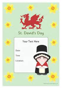 editable st david s day poster free early years primary teaching resources eyfs ks1