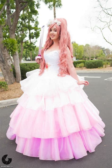 pattern for rose quartz dress rose quartz cosplay aimee major cosplay 102 pinterest
