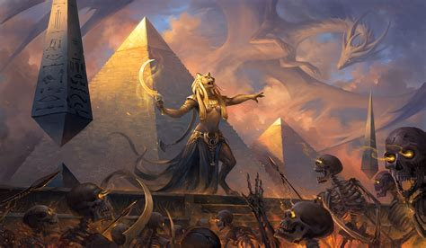 sekhmet by sandara on deviantart
