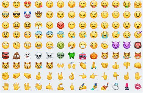 imagenes emoji whatsapp whatsapp cambia el dise 241 o de sus emojis as 237 puedes probarlos