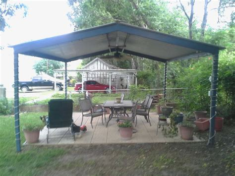 free standing metal patio covers new patio ideas stand