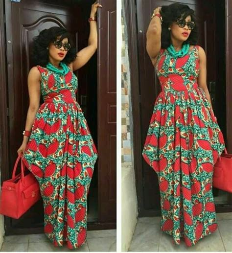 latest annkara gown styles 10 trendy ankara styles fashion and lifestyle blog