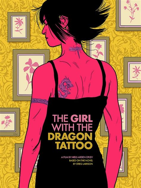girl with the dragon tattoo movie swedish 1000 images about the with the on