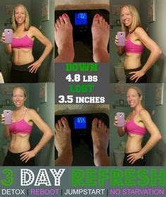 3 Day Fruit And Vegetable Detox Results by 1000 Images About 3 Day Refresh On 3 Day