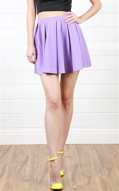 Light Purple Skirt by Purple Skirt Dressed Up