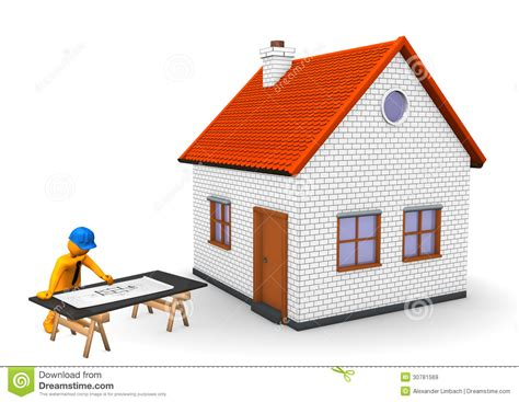 helmet house architect house royalty free stock images image 30781569
