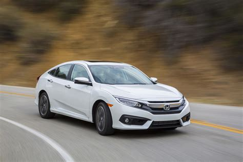 honda civic 2016 2016 honda civic first test review motor trend