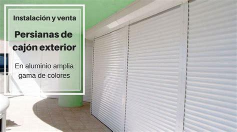 colocar persiana enrollable colocar persiana enrollable exterior great persiana de