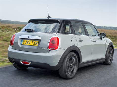 Mini 1 Auto by Mini Cooper 1 5 Auto 5 Door Road Test Report Review