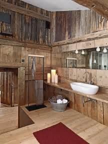 Galerry rustic design ideas for bathroom