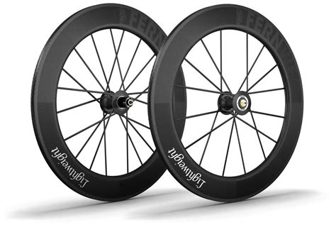 lightweight bike lightweight fernweg aero wheels super deep super light