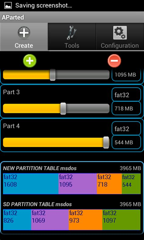 how to make sd card partition aparted sd card partition android apps on play