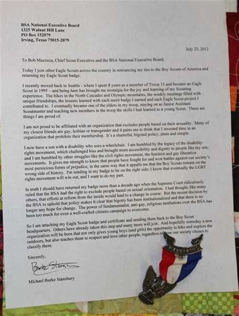 Eagle Scout Essay by January Flag Awards Eagle Scout Essay Contest Award