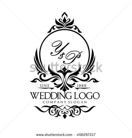 wedding logo stock images royalty free images amp vectors